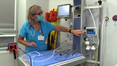 Dzięki Fundacji TVS do szpitala w Chorzowie trafił sprzęt ratujący życie noworodków!