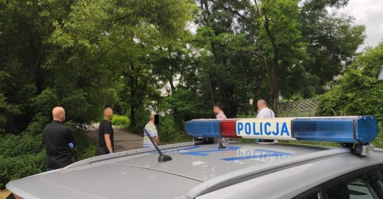 Śląskie: Podpalili 45-latka, którego wcześniej skatowali [WIDEO] Za zabójstwo grozi im dożywocie (fot.Śląska Policja)
