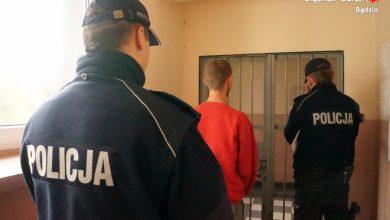 Śląskie: Z siekierą i nożem na matkę. 29-latkowi grozi 5 lat więzienia (fot.Śląska Policja)