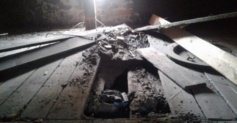Nie uwierzycie co znaleziono w stropie kamienicy w Gliwicach! [FOTO]. Fot. KMP Gliwice