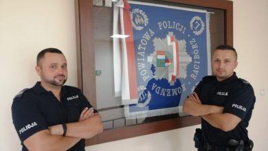 Śląscy policjanci na pełnym gazie eskortowali rodzącą matkę do szpitala! (fot.policja)