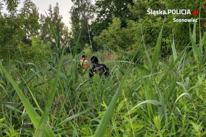 Dramatyczne poszukiwania w Sosnowcu! Gdzie jest zaginiona w czerwcu kobieta? (fot.KMP Sosnowiec)