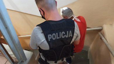 Zabrze: Wyciągnął broń i klucz francuski. 40-latek odpowie za atak na policjanta. Grozi mu 10 lat (fot.Śląska Policja)