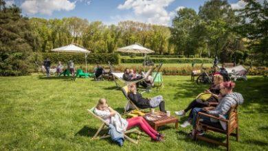 """""""Śniadanie na trawie"""" wraca do Parku Śląskiego. Wpadajcie do Rosarium w każdą sobotę lipca i sierpnia (fot.Park Śląski)"""