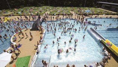 Jastrzębie-Zdrój: MOSiR uruchamia kąpielisko Jastrzębie (fot.UM Jastrzębie-Zdrój)