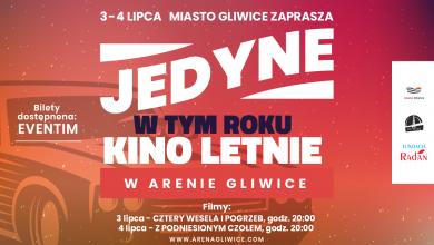 Jedyne takie kino. W najbliższy weekend wjedziesz do Areny Gliwice własnym samochodem (fot.mat.prasowe)