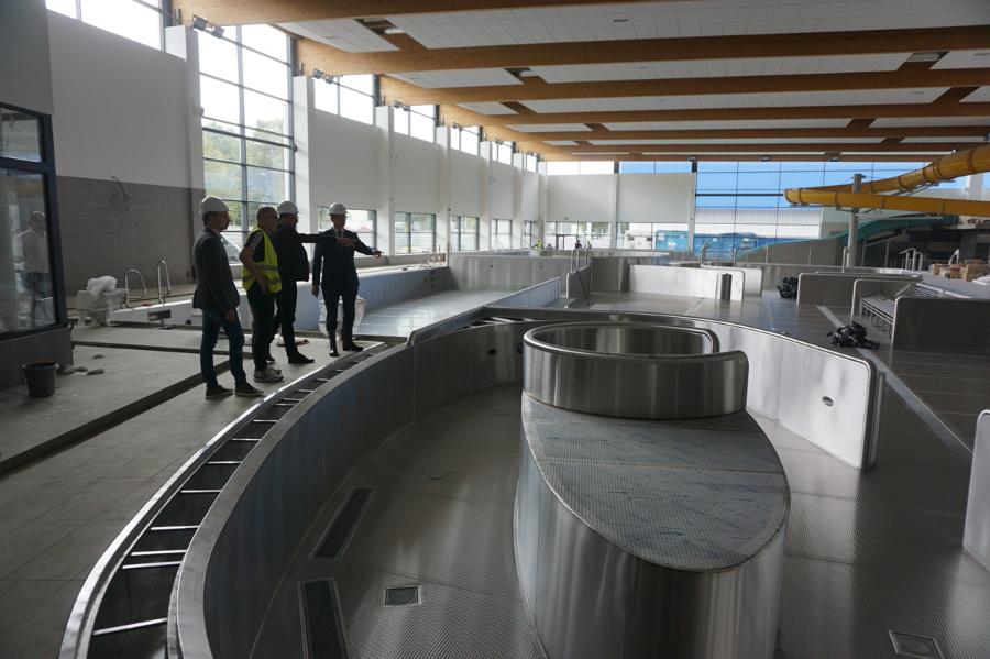 W Częstochowie kończą budowę parku wodnego. Zobaczcie zdjęcia! Fot. UM Częstochowa
