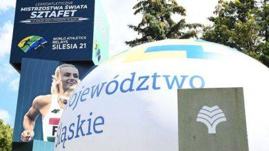 Mistrzostwa Świata Sztafet na Stadionie Śląskim (fot. silesia.info.pl)