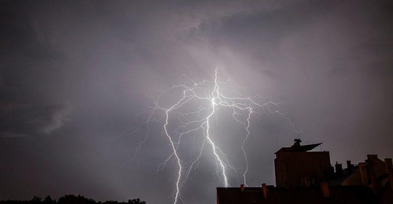 Śląskie: Nadchodzą burze z gradem. Uważajcie! (fot.UM Bytom)