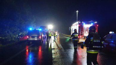 9 osób zginęło w wypadku pod Gliwicami! Zderzenie busa i autokary na DK 88 w Kleszczowie