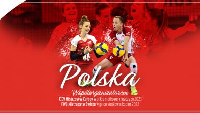 Dobre wiadomości dla kibiców siatkówki! Siatkarskie Mistrzostwa Europy 2021 i Mistrzostwa Świata 2022 odbędą się między innymi w Polsce! (fot.MS)