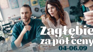 """Wraca """"Zagłębie za pół ceny"""". Między innymi w Sosnowcu. Fot. Sosnowiec.pl"""