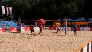 Rozpoczęły się dwudzieste Mistrzostwa Polski Siatkówki Plażowej. Po raz drugi w Mysłowicach
