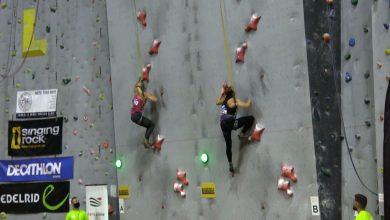Wysoko w Arena Gliwice, czyli Mistrzostwa Polski we Wspinaczce Sportowej