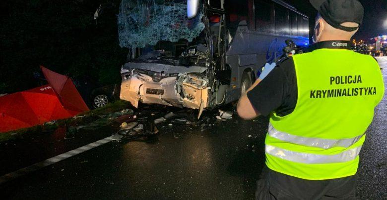 Tragiczny wypadek w Gliwicach. Zginęło 9 osób [NOWE FAKTY] (fot. KMP Gliwice)