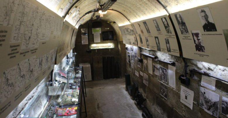 Podziemny schron w Bytomiu-Miechowicach znów otwarty (fot.UM Bytom)