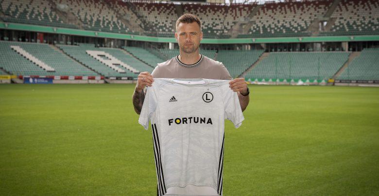 Sensacyjny transfer! Artur Boruc wraca na polskie boiska! Zagra w Legii Warszawa (fot.Legia Warszawa)