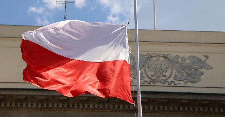 Premier Morawiecki w Tychach: Postawimy maszty na flagi w każdej gminie [WIDEO]