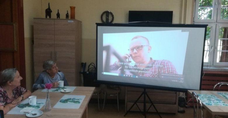 OPS Świętochłowice: Spotkanie edukacyjne dla seniorów (fot. silesia.info.pl)