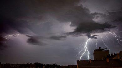 Śląskie: Uwaga na burze z gradem! (fot.UM Bytom)