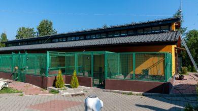 80 paneli fotowoltaicznych na schronisku w Bytomiu. Fot. UM w Bytomiu
