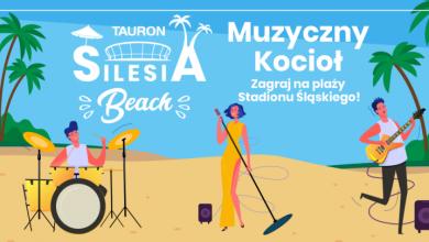 Muzyczny Kocioł na plaży Stadionu Śląskiego (fot. silesia.info.pl)