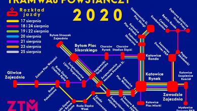 Powstańczy tramwaj wyrusza dziś na trasę [GDZIE BĘDZIE JEŹDZIŁ, MAPA]