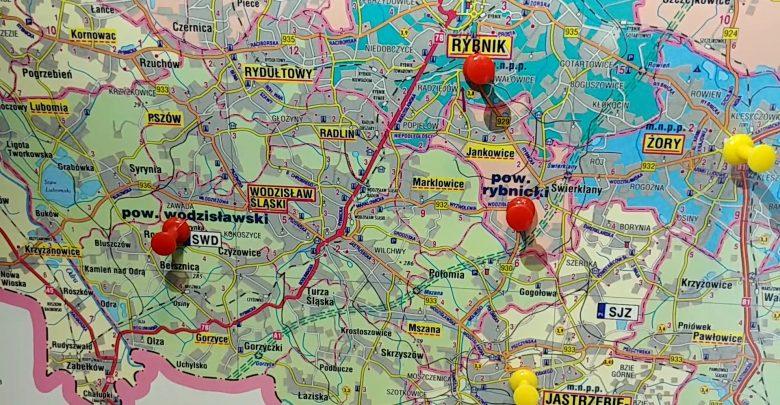 Ruda Śląska w czerwonej strefie! Będą wyrzucać ludzi z autobusów i tramwajów, które tamtędy przejeżdżają?