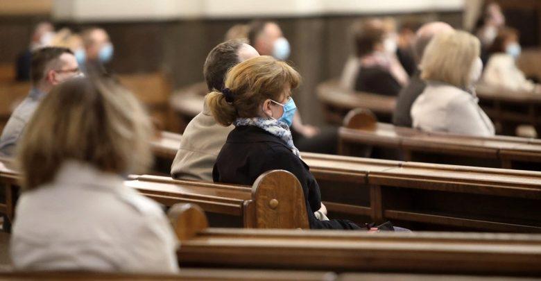 Śląskie: Strefa czerwona, strefa żółta. Ile osób może być teraz w kościele? (fot.Archidiecezja Katowicka)