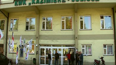 Sosnowiec: Miasto przejmuje od SRK tereny po kopalni Kazimierz-Juliusz (foto.archiwum)
