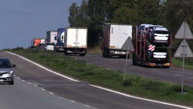 DK1 między Podwarpiem koło Siewierza, a Dąbrową Górniczą stanie się drogą ekspresową S1. Umowa na przebudowę prawie 7-kilometrowego podpisana została dzisiaj