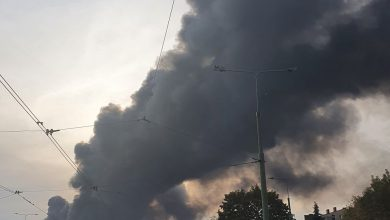 Pożar w Sosnowcu: Prezydent apeluje o pozostanie w domach! [KOMUNIKAT]