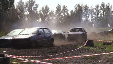 Lubią kurz, spaliny i rozwalanie aut! Wrak Race Silesia ponowni w Gliwicach