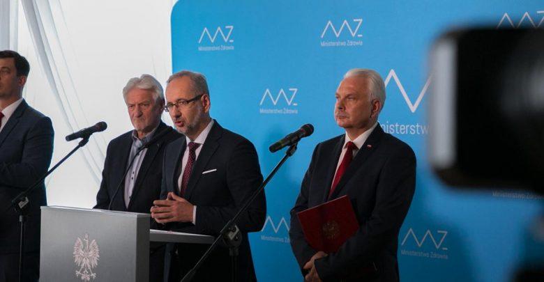 Decyzje w sprawie obostrzeń podejmie Rządowy Zespół Zarządzania Kryzysowego, któremu przewodniczy premier RP Mateusz Morawiecki. [fot. MZ / archiwum]