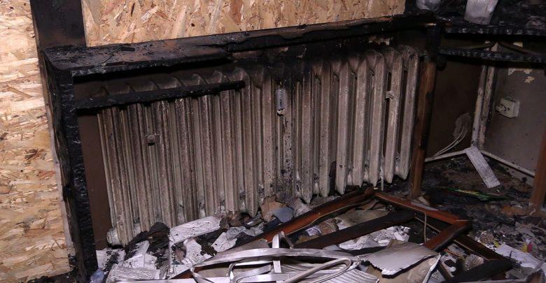 Tragiczny pożar w Rudzie Śląskiej! Rodzina Justyny i Krzysztofa straciła dobytek życia [WIDEO]