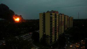 Sprawą pożaru w Sosnowcu zajmie się teraz prokuratura w Katowicach, która wszczyna w tej sprawie śledztwo