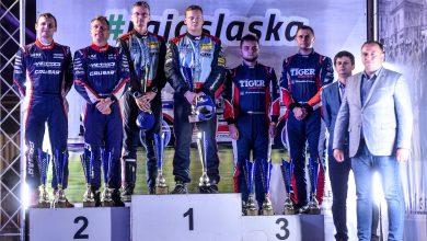 Rajd Śląska 2020 za nami. Wygrali Huttunen i Lukka. Fot. Rafał Rusek/Press Focus/Stadion Śląski