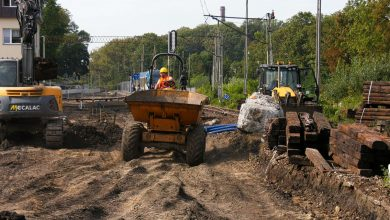 Co dalej z wycinką drzew wzdłuż linii kolejowej z Goleszowa do Cieszyna? Dziś odbyło się spotkanie stron konfliktu