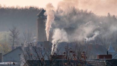Małopolska walczy ze smogiem. Nowy program dla regionu (fot.Polski Alarm Smogowy)