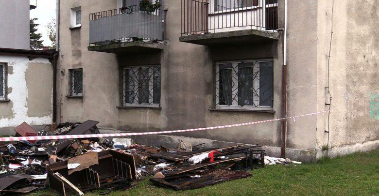 Potężny wybuch butli z gazem w Rybniku! Mieszkańcy nadal nie mogą wrócić do swoich mieszkań [WIDEO]