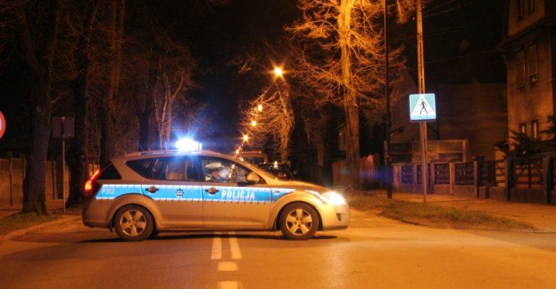 Śląskie: Próbował przejechać policjanta. Grozi mu 10 lat więzienia (fot.Śląska Policja)