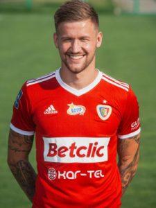 Wiele na to wskazuje, że dla Piotra Parzyszka mecz z FC Kopenhaga może być ostatnim występem w barwach Piasta (fot. Piast Gliwice)