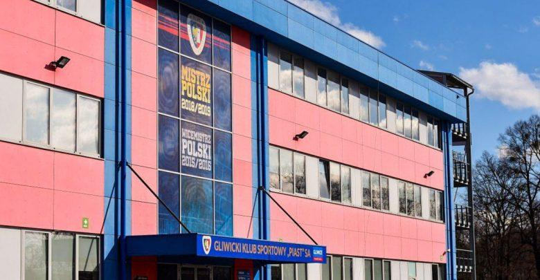 Koronawirus w Piaście Gliwice! Znamy już decyzję ws. meczu Ligi Europy! (fot.Piast Gliwice)