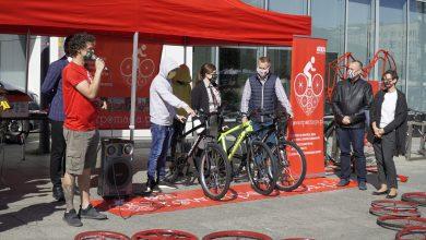 Rower za 1 mln kilometrów, czyli akcja Rower Pomaga znowu ruszyła w Katowicach! (fot.UM Katowice)