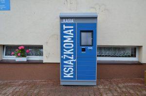 Mieszkańcy sosnowieckiej dzielnicy Porąbka mogą już wypożyczać i oddawać książki, filmy, audiobooki oraz płyty CD i gry planszowe przez całą dobę (fot.UM Sosnowiec)