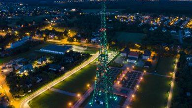 Gliwice: 6 października Radiostacja zaświeci zielonym światłem (fot.UM Gliwice)