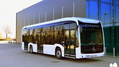 W Bielsku-Białej testują kolejny elektryczny autobus. Fot. UM Bielsko-Biała