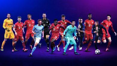 Robert Lewandowski nominowany do nagrody UEFA. Fot. UEFA.com