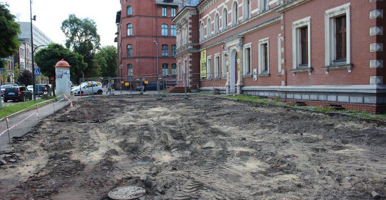 Miejsce zmieni się nie do poznania. Rusza rewitalizacja przestrzeni przed MCK w Rudzie Śląskiej (fot.UM Ruda Śląska)