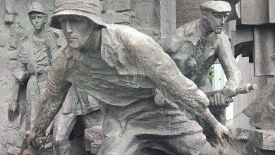 Pomnik upamiętniający dzieje AK, a dokładniej powstańców warszawskich w walce o wolność RP. [fot. poglądowa / www.pixabay.com]